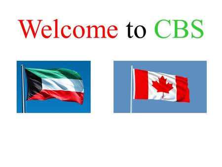 Welcome to CBS. How to Choose the Right College or University.