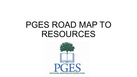 PGES ROAD MAP TO RESOURCES Student Voice Survey Windows For the SY, there are Fall and Spring Student Voice Survey windows available.