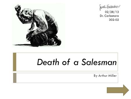 the american dream in arthur millers play death of a salesman