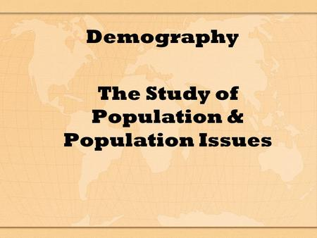 Demographer - definition of demographer by The Free Dictionary