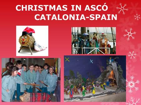 "CHRISTMAS IN ASCÓ CATALONIA-SPAIN. ""ESCUDELLA"" and ""GALETS"" SOUP FOR 25th of December, CHRISTMAS DAY/ ""PEL 25 de Desembre, DIA DE NADAL"""