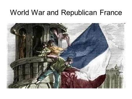 World War and Republican France. Foreign Reactions and the Beginning of War Edmund Burke published the classic critique of the French Revolution, Reflections.
