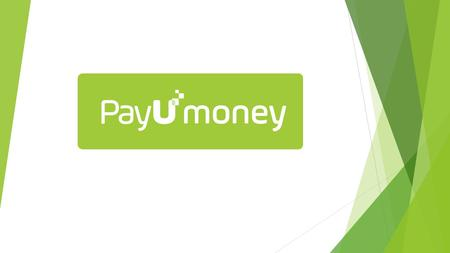 About PayU money Partners Partner Banks PayU money Team.