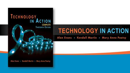 TECHNOLOGY IN ACTION. Chapter 8 Digital Devices and Media: Managing a Digital Lifestyle.