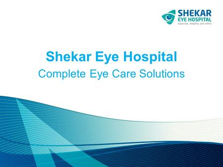 Shekar Eye Hospital Complete Eye Care Solutions. Factors that lead to eye problems  Constant screen time from near distance  Decreased rate of blinking.
