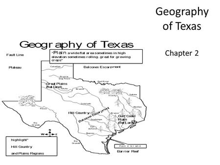 Geography of Texas Chapter 2. Exactly how big is Texas? Texas is the second largest state in the United States after Alaska with a total area of 266,