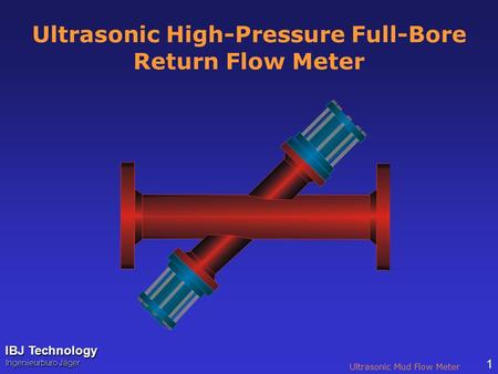 ultrasonic flow meter thesis The ultrasonic flow meter's operating theory is that whenultrasonic pass the liquid, it carry out the signal reflecting the liquid's flow velocity, and then,the signal would be used to compute the flow.