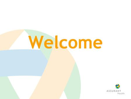 Welcome. Supplement your commissions with health products from Assurant Health.