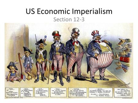 US Economic Imperialism Section Latin America After Independence Colonial Legacy Political gains mean little to desperately poor Latin Americans.