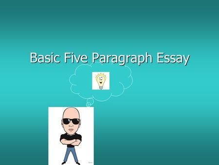 Paraphrase entire essay