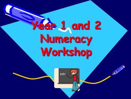 Year 1 and 2 Numeracy Workshop. Aims of the session oYoYear 1 and 2 curriculum oCoCommon misconceptions and approaches to teaching in year 1 and 2. oHoHomework.