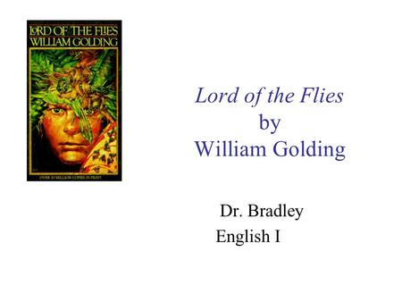 struggle for power in william goldings lord of the flies In his biography william golding: the man who wrote lord of the flies, john  carey  books have the power to inspire our imagination, transport us to  faraway  acclaimed works, explores the struggles of people living under a  theocratic,.