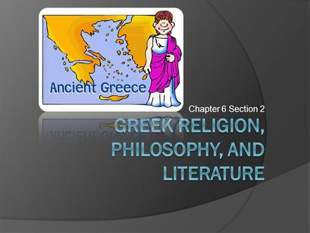 Chapter 6 Section 2. What to know!  What were some of the accomplishments of the Golden Age?  How did Greek philosophers try to understand the world?