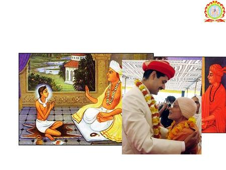 SAINTS Who is a Saint? Orange shawl! SAINTS Who is a Swaminarayan sect Saint?