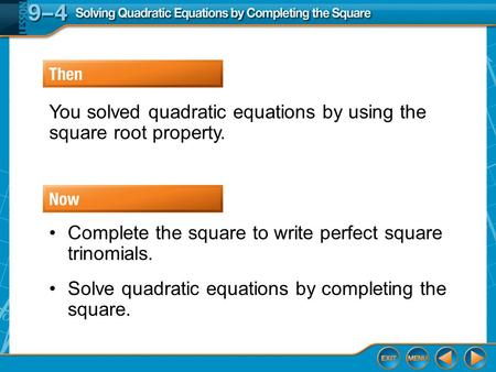 how to write a square root equation