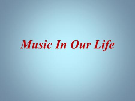 "Music In Our Life. Circle the word that is different- that is the "" odd word out"" Beat, tune, tempo, DJ Band, ghost, ensemble, orchestra Composer, pianist,"