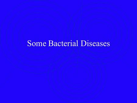 Some Bacterial Diseases. Normal Microbial Flora of the Digestive System Mouth 1 ml saliva = millions of bacteria Stomach and small intestine Few organisms.