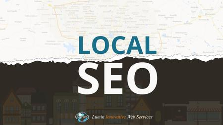 What is Local SEO? Optimizing the Business Website to local search results, people who search for local business services. Whether it may be any service/business.