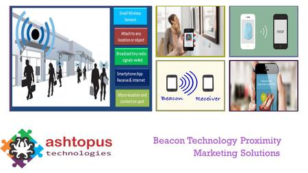 + Beacon Technology Proximity Marketing Solutions.