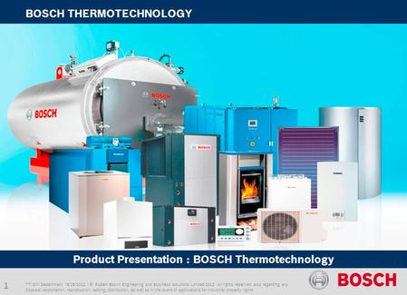 TT/SIN Department | 8/29/2012 | © Robert Bosch Engineering and Business Solutions Limited All rights reserved, also regarding any disposal, exploitation,