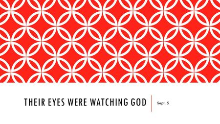 THEIR EYES WERE WATCHING GOD Sept. 5. ZORA NEALE HURSTON  Born in 1891 in Alabama  When she was 3, her family moved to Eatonville, FL, one of the first.