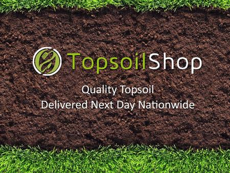 How to Improve your Topsoil