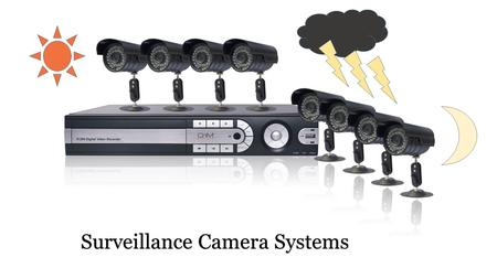 Surveillance Camera Systems in Dubai