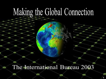 1 2 IB 2002: Restructuring to Meet the Mission Strategic Analysis and Negotiations PolicySatellite.