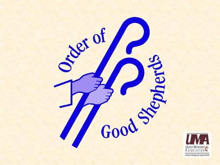 Welcome to the Order of Good Shepherds Celebrating Ministry in the Workplace.