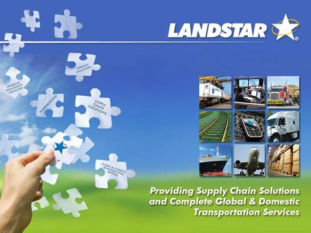 Transportation & Logistics Solutions