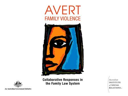Role of Legal Practitioners in Relation to Family Violence.