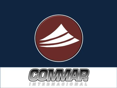 Commar Trade International S/A was founded in July of 1990 with the objective of operating in foreign trade, as exports and imports, logistics and.