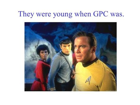 They were young when GPC was.. Small Subset of GPC Spare Parts To say nothing of unions, adapters, ferrules, tubing (low pressure and high pressure),