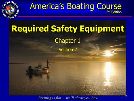 America's Boating Course 3rd Edition