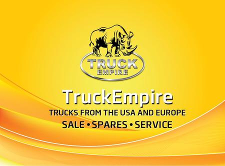 ЗАПЧАСТИСЕРВИСПРОДАЖА. «Truck Empire» today Truck Empire Group of companies today is one of the largest holding companies in the market of trucks of Russia,