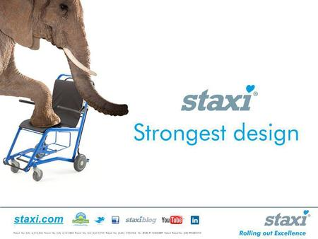 Staxi.com. Presentation to: ????? By: David Gallant Vice President, Marketing and Business Development. The Worlds Leading Mobility Solution.