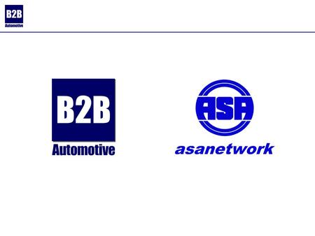 Asanetwork Technical Committee formed with12-15 manufacturers and DMS software ensures continuous updating. To have a global coverage network cooperates.