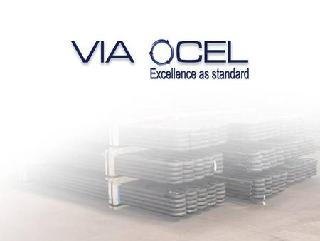Via Ocel ltd was founded in the year 2000 as enterprise for manufacturing, engineering, sales, export and import Via Ocel took part in realization of.