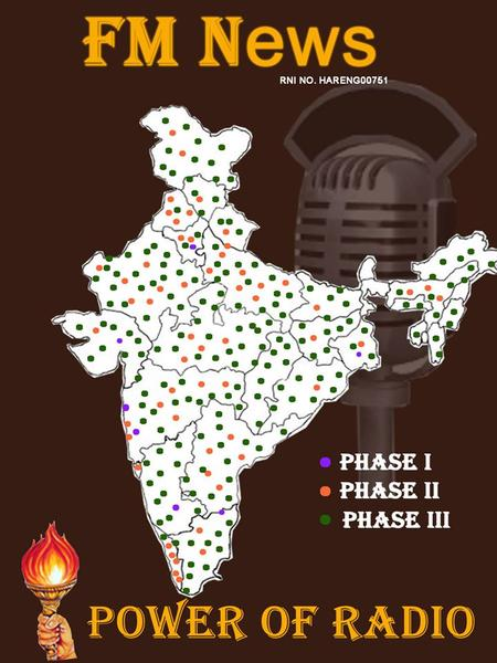 . Radio Operators Government of India Public Social & Development Organizations Media Investors / Banks Technology & Service Partners Advertisers & Sponsors.