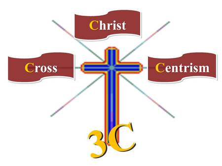 Cross Christ Centrism. For Christ did not send me to baptize, but to preach the gospel, not with wisdom of words, lest the cross of Christ should be made.