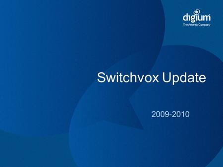 2009-2010 Switchvox Update. 2 Creative Innovation – Customer Satisfaction – Continual Quality Improvement 2 Who am I? Tristan Barnum Degenhardt Director.