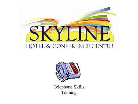 Telephone Skills Training. Extreme Guest Service Training Who Pays Your Wages ? Our Guests !