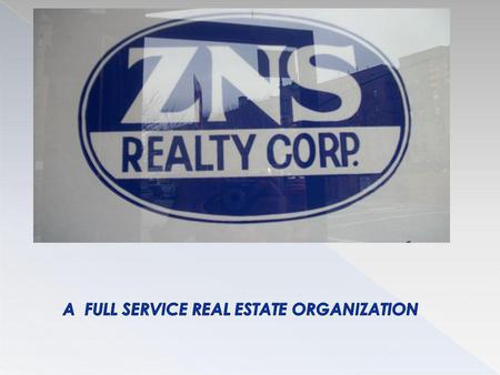 Licensed Real Estate Broker Bachelor of Science 3 decades of Real Estate Experience.
