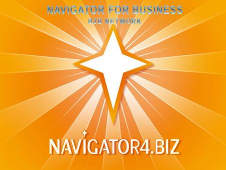 In 2009 Tovaropotok company (Moscow) started to develop Navigator for Business B2B Network. This is a multi-language internet platform intended to format.