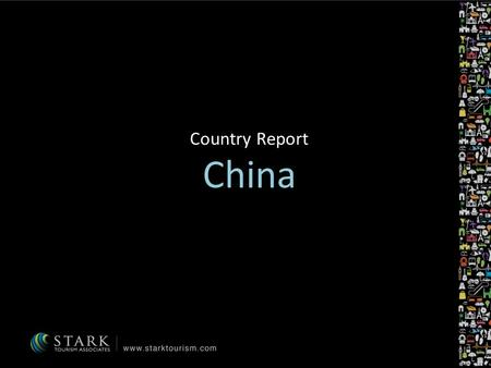 Country Report <strong>China</strong>. Country Profile The Peoples Republic of <strong>China</strong> (PRC), has control over mainland <strong>China</strong> and the largely self-governing territories.