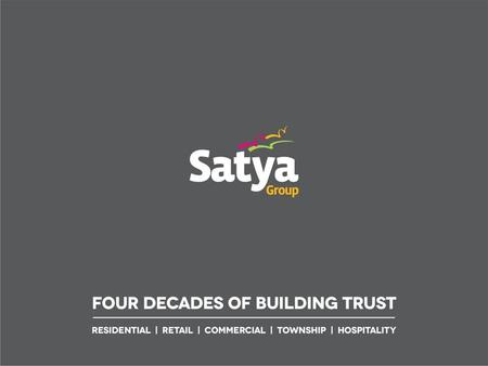 The Group An illustrious track record in real estate industry spanning well over 4 decades Vast presence in Delhi NCR, Madhya Pradesh and Punjab The company.