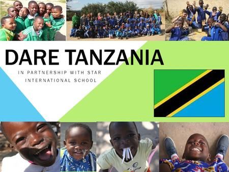 DARE TANZANIA IN PARTNERSHIP WITH STAR INTERNATIONAL SCHOOL.