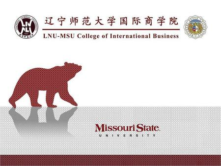 LNU – MSU Welcomes You! We, the faculty and staff at LNU – MSU, look forward to getting to know you personally. Living and studying in China will be challenging.