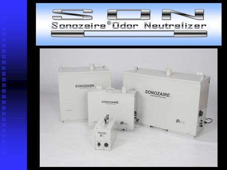 What is a Sonozaire Odor Neutralizer? Sonozaire Odor Neutralizers are ozone generators that use oxygen from the air to produce ozone. Sonozaire Odor Neutralizers.