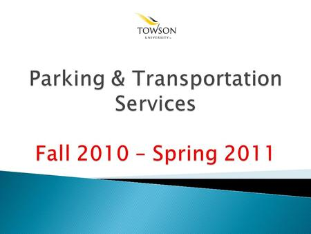 Construction Impacts Overview of Policy Changes Shuttle Changes Enforcement Faculty/Staff Changes Visitor & Event Parking Changes Resident Student Changes.